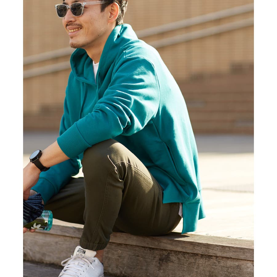 ジョガーパンツ メンズ レディース チノパン ストレッチ チノパンツ スリム イージーパンツ テーパード ブラック ベージュブラウンカーキ ネイビー 黒 きれいめ カジュアル ストリート系 ストリートファッション スケーター メンズファッションインプローブスimproves 5