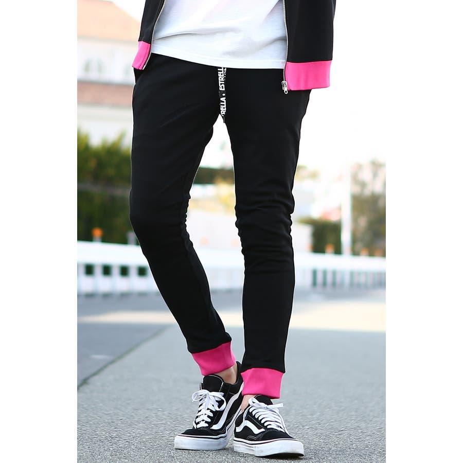 ネオンカラー スウェットパンツ メンズ レディース スリム スエットパンツ ジョガーパンツ ジャージ セットアップ 上下 可能蛍光色イージーパンツ テーパード ブラック グレー 黒 ストリート系 サーフ系 カジュアル メンズファッションインプローブスimproves 21