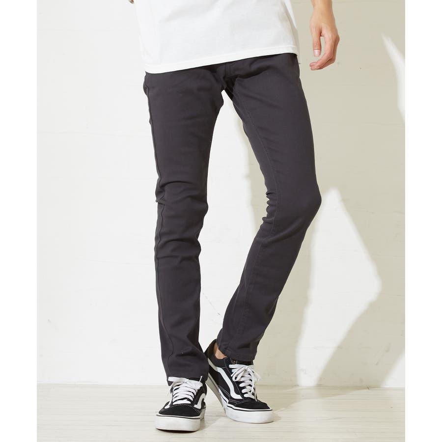 メンズファッション ストレッチ スリム 22
