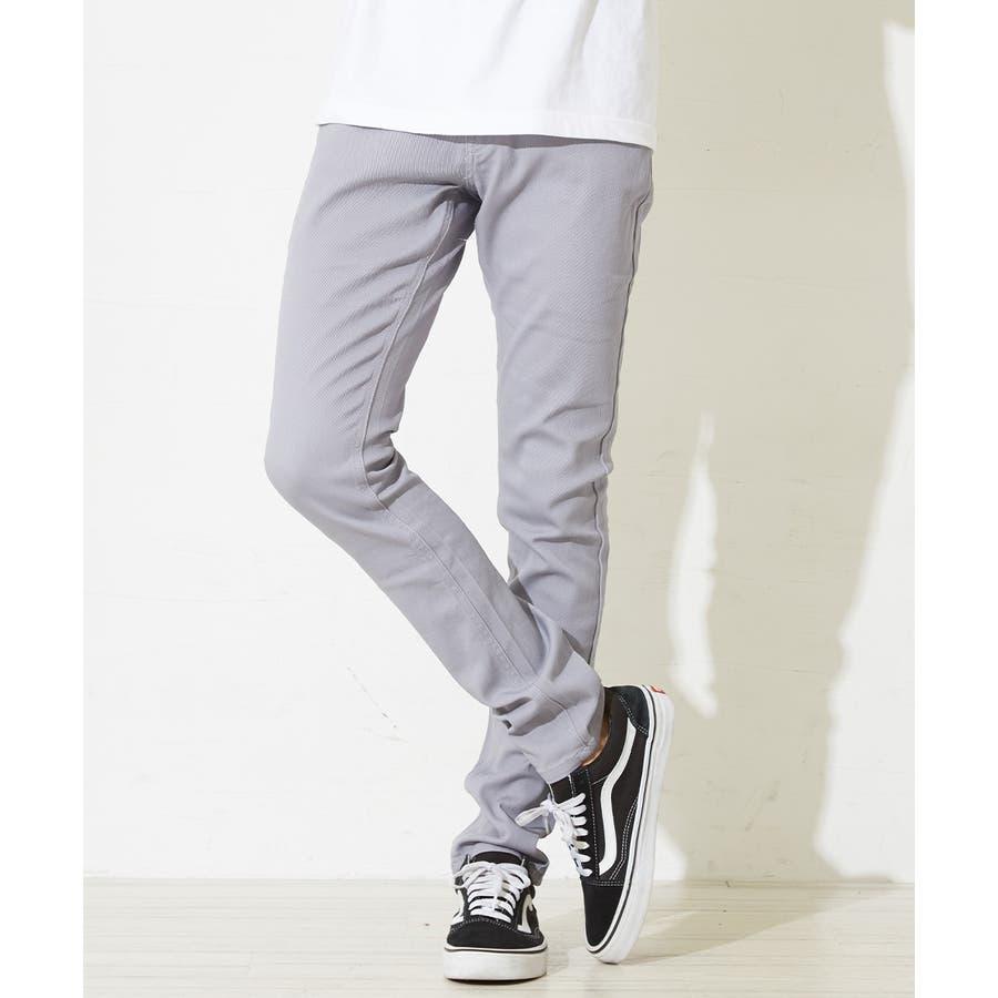 メンズファッション ストレッチ スリム 24