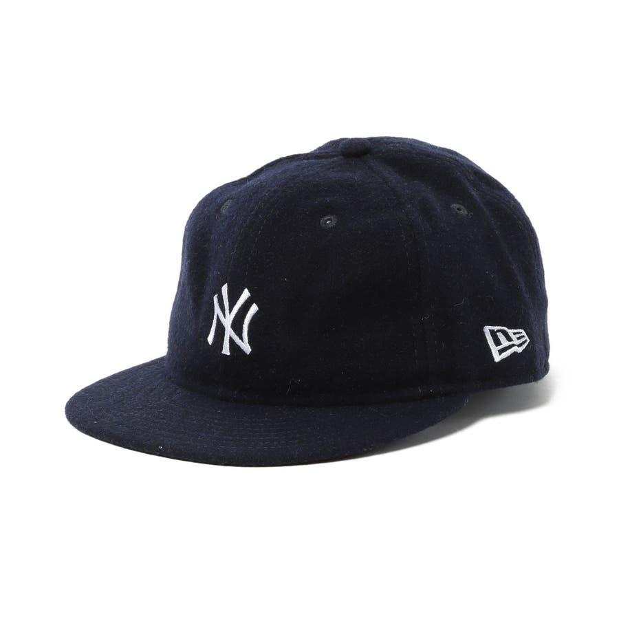 【JOINT WORKS ジョイントワークス】【NEWERA/ニューエラ】 RC 59FIFTY メルトンNY CAP 1