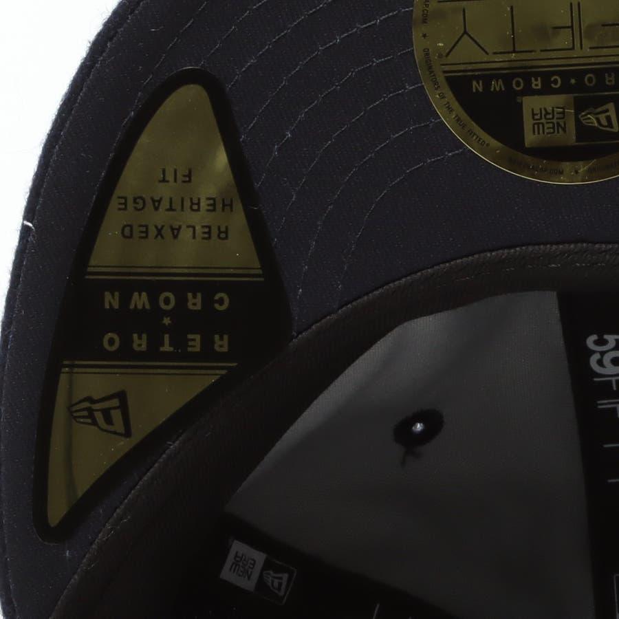 【JOINT WORKS ジョイントワークス】【NEWERA/ニューエラ】 RC 59FIFTY メルトンNY CAP 4