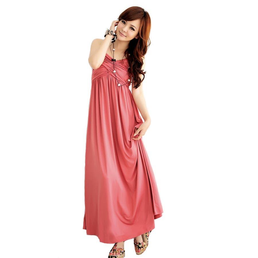 ec249f9411587 ロングドレス 大きいサイズ 演奏会 パーティードレス ロングドレス ...