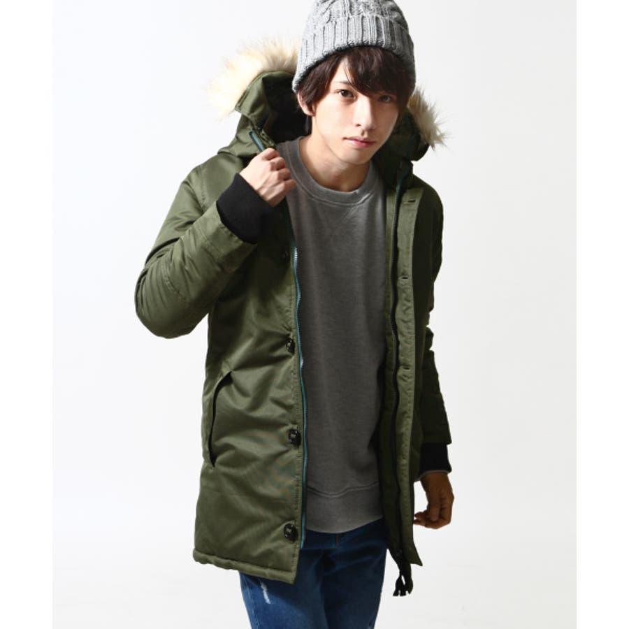 お洒落に着こなせる一枚 ダウンジャケット メンズ メンズファッション パーカー パデッドジャケット ダウン キルティング ファー 中綿 物 アウター物アウター  zip-cs  br5071 D 童顔