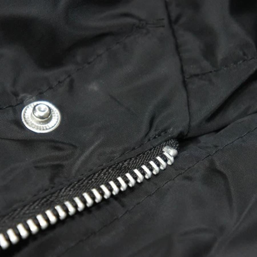 バックプリント ジップアップ ウインドブレーカー ジャケット パーカー 10