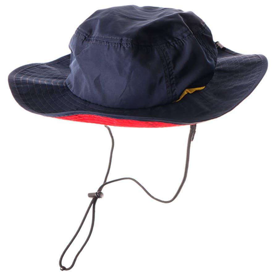 サファリハット レディース 撥水 紫外線対策 UV対策 折りたたみ ポケッタブル アウトドア 帽子 ハット 夏 夏服 大人かわいい スポーティ アウトドア ビーチハット サーフハット アドベンチャーハット 日焼け対策 キャンプ フェス 64