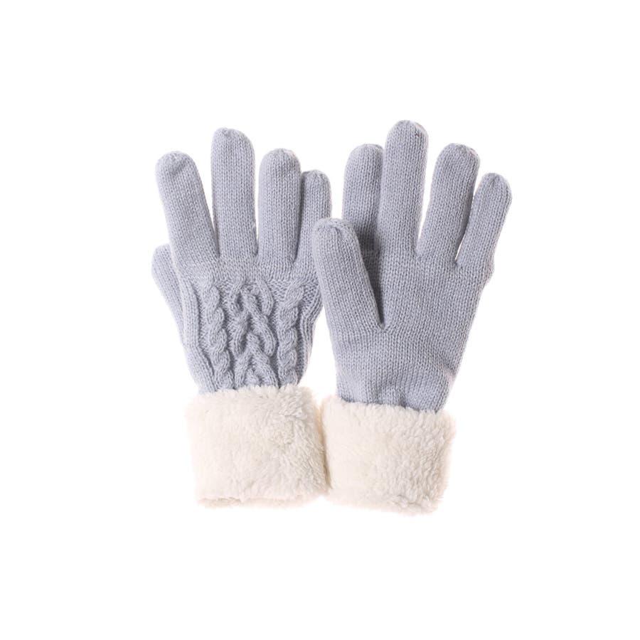 手袋 レディース 韓国 韓国ファッション かわいい ニット グローブ 暖かい 冬 ケーブル編み 防寒 プレゼント ボア フリース 通勤 通学 オフィス 中学生 高校生 大学生 人気 プチプラ 寒さ対策 冷え対策 ギフト プレゼントギフト てぶくろ 4