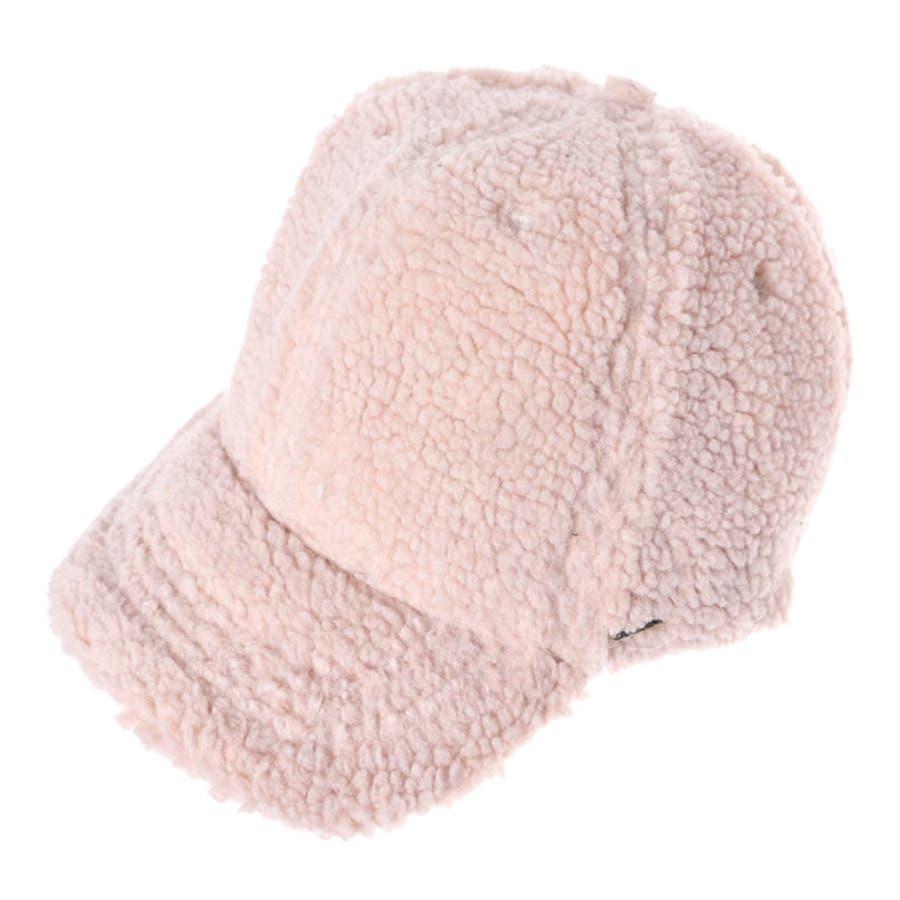 キャップ レディース ボアキャップ CAP 帽子 おしゃれ 無地 黒 ベージュ ぼうし ハット 秋冬 深め シンプル 無地 ローキャップ フェミニン 大人かわいい 韓国 韓国ファッション 暖かい 秋 冬 人気 プチプラ ストリート  87