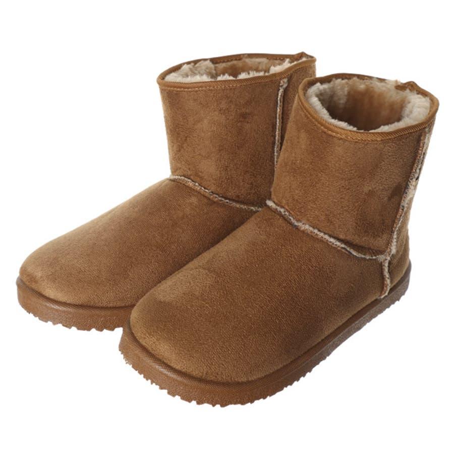 ムートンブーツ レディース インヒール ショート ムートン ブーツ 歩きやすい 大きいサイズ ボア ペタンコ 黒 ペタンコシューズ ぺたんこシューズ 痛くない 疲れない フラットシューズ フラット フラットブーツ 韓国 韓国ファッション 人気 ストリート 33