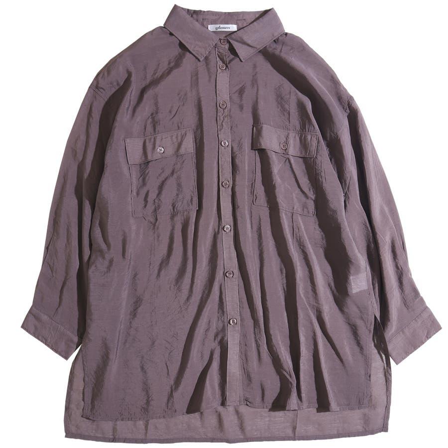 シャツ シアーシャツ レディース ビッグシルエット オーバーサイズ ブラウス シアー 透け感 肌みせ 肌見せ おしゃれ ロングロングシャツ ビッグシャツ 羽織り 春 夏 トップス 上着 韓国 韓国ファッション きれいめ カジュアル 体系カバー 長袖 セクシー 80