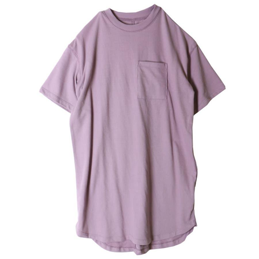 チュニック tシャツ BIG ストリート 韓国 韓国ファッション ダンス スポーツ ワンピース tシャツワンピ カットソー 半袖 ロング丈 ホワイト 春 夏 プルオーバー tシャツ トップス 夏 夏物 夏服 体系カバーきれいめ 大人かわいい キレイめ 大人 黒 77