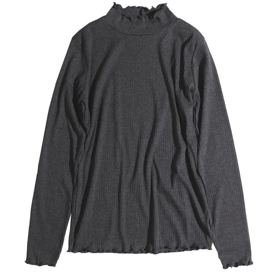 カットソー レディース 長袖 26