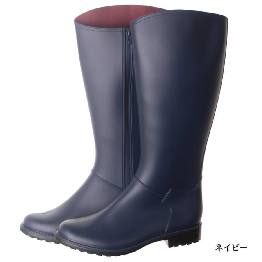 長靴 レディース レインブーツ レインシューズ 大きいサイズ ロング 雨 雪 防寒 防水 軽量 おしゃれ 靴 滑らない ブーツ ロングブーツ 雨具 シューズ 靴 雨の日 雨靴 雨用 雪用 雪 プチプラ 歩きやすい ローヒール  64