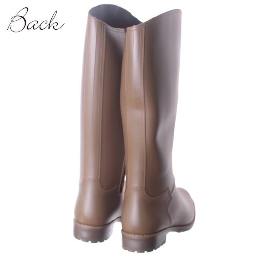 長靴 レディース レインブーツ レインシューズ 大きいサイズ ロング 雨 雪 防寒 防水 軽量 おしゃれ 靴 滑らない ブーツ ロングブーツ 雨具 シューズ 靴 雨の日 雨靴 雨用 雪用 雪 プチプラ 歩きやすい ローヒール  6