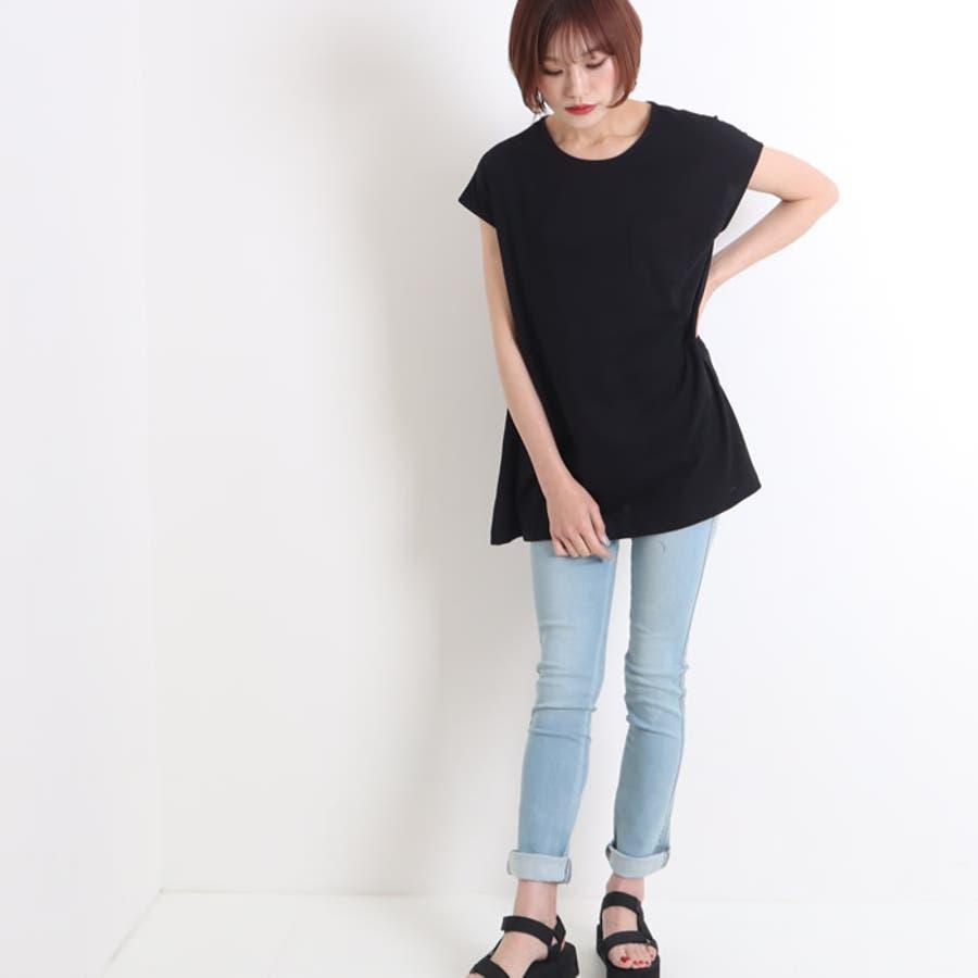 チュニック tシャツ レディース 21
