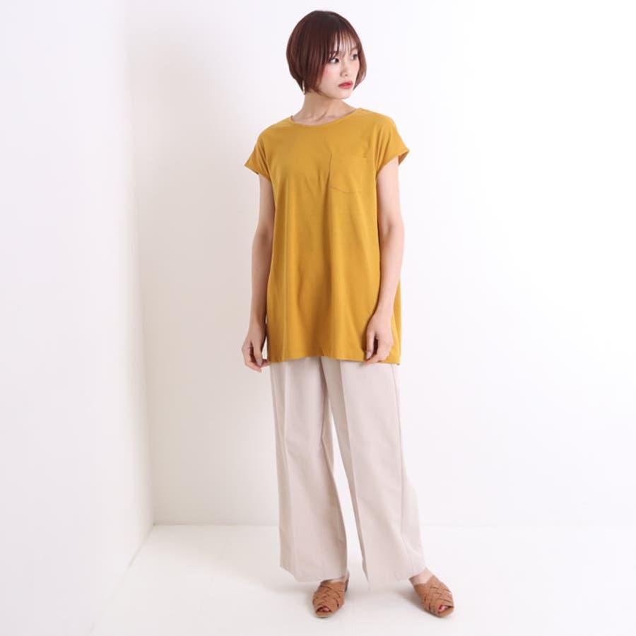 チュニック tシャツ レディース 83