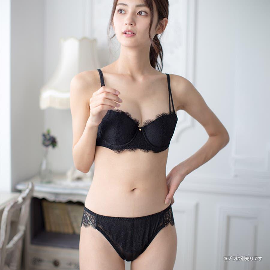 アイラッシュレース ショーツ 【JACONNE BEAUTY(ジャコンヌ・ビューティー)】 4