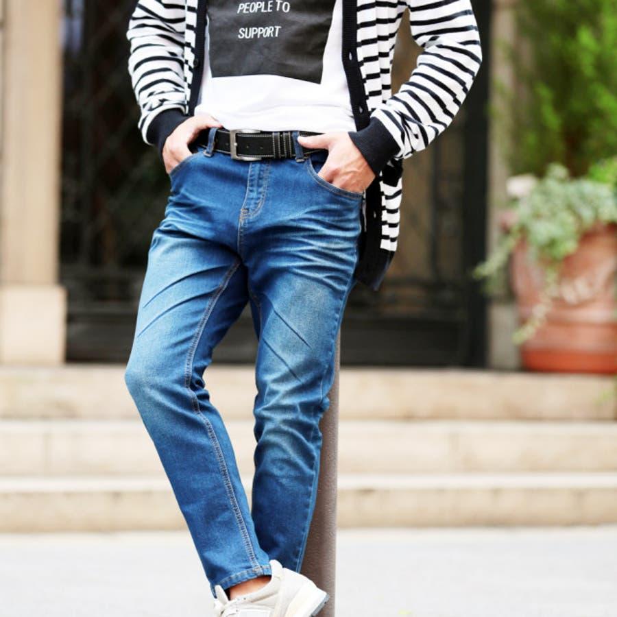 ◆カラーベルト◆ベルト メンズ レザーベルト カジュアル ビジネス ブランド レザー 革 メンズファッション プレゼント 男性 4
