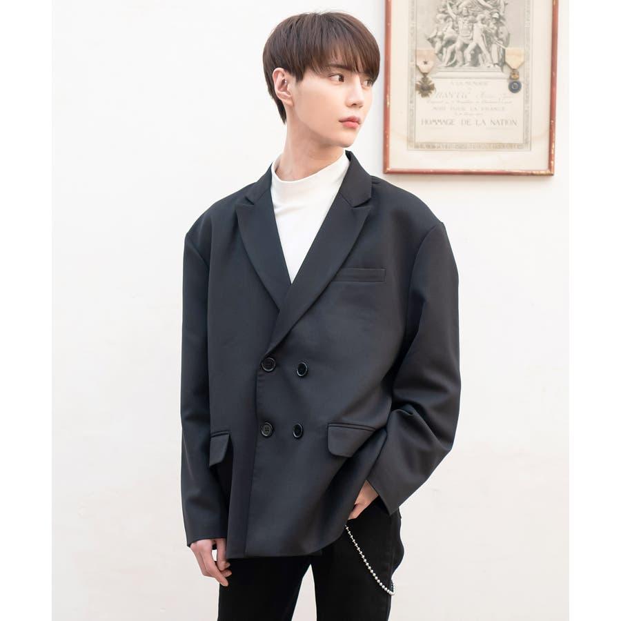 韓国 ファッション メンズ 定番◇G.O.C(ジーオーシー)TR オーバー ...