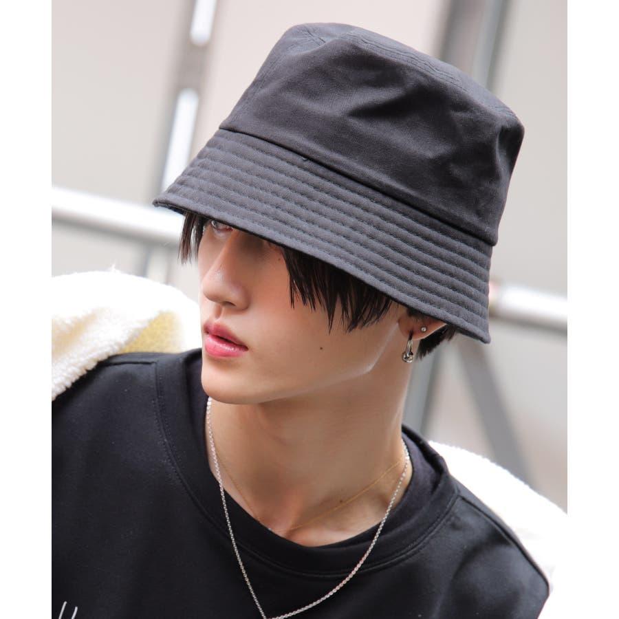 韓国 ファッション メンズ 服◆コットンバケットハット◆ 21