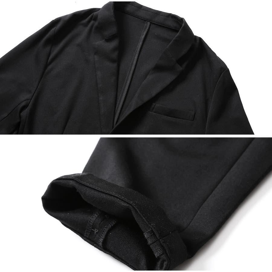 定番◆ポンチカットテーラードジャケット◆ 5