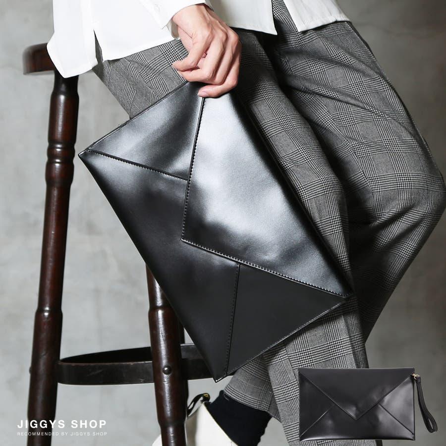 ◆レターフラップクラッチバッグ◆クラッチバッグ メンズ 斜めがけ バッグ 2way a4 プレゼント ギフト 男性 彼氏 父 誕生日レザー 1