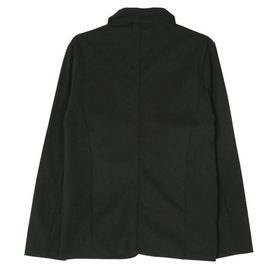 定番◆NIIRUS(ニールス)強撚糸テーラードジャケット◆ 4