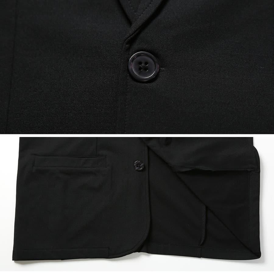 定番◆NIIRUS(ニールス)強撚糸テーラードジャケット◆ 6
