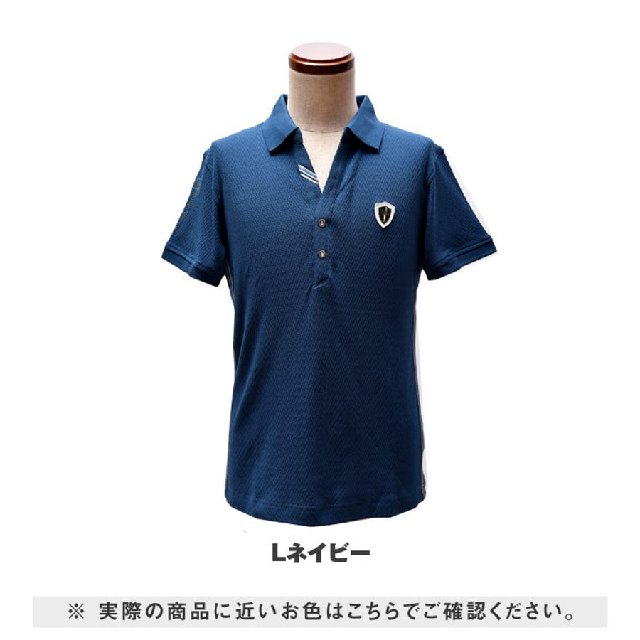 b7296fccae VIOLA rumore ヴィオラ ポロシャツ メンズ 半袖 半袖ポロシャツ ポロ ...
