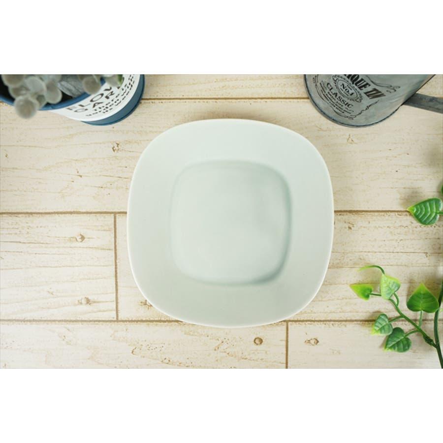 プレーリー プレート S 14cm 190g グレー お皿 取皿 小皿 ソーサー 食器 陶器 日本製 美濃焼 小田陶器 みずなみ焼カフェ おしゃれ かわいい 北欧 北欧風 インスタ映え 食洗器対応 3