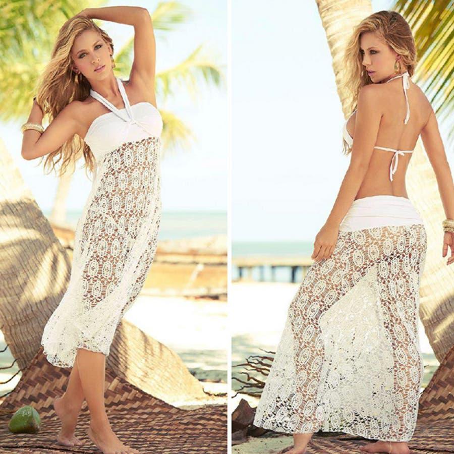 ビキニビーチスカート
