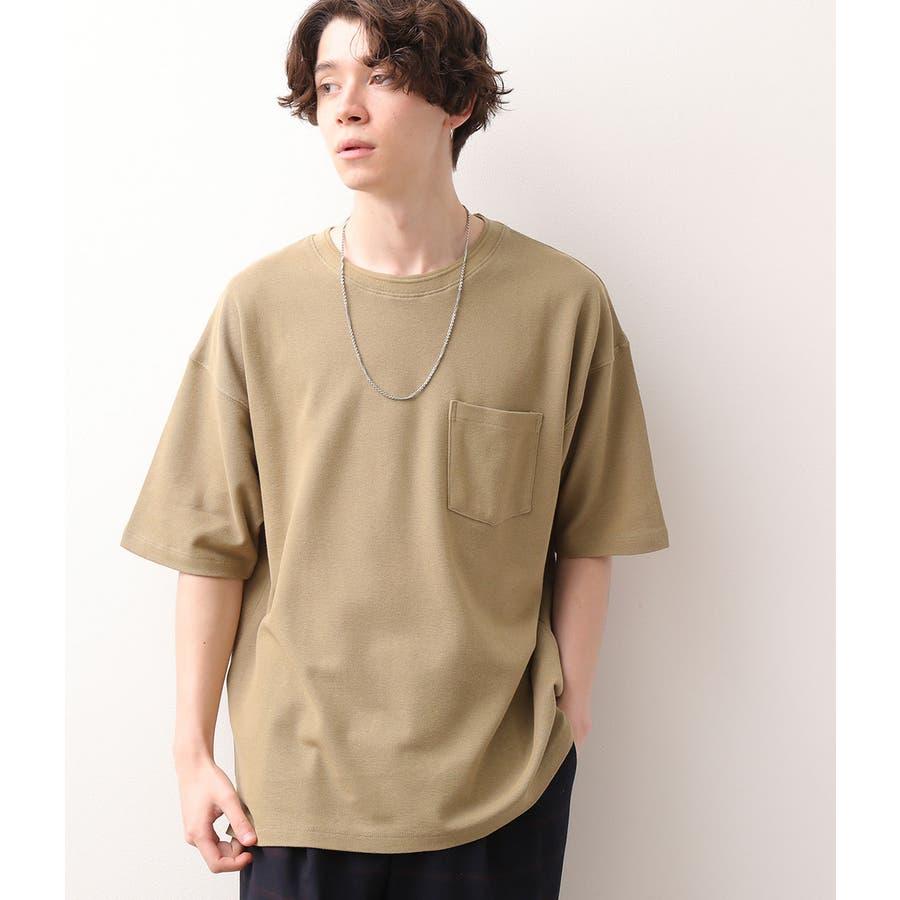 USAコットン鹿の子Tシャツ 1