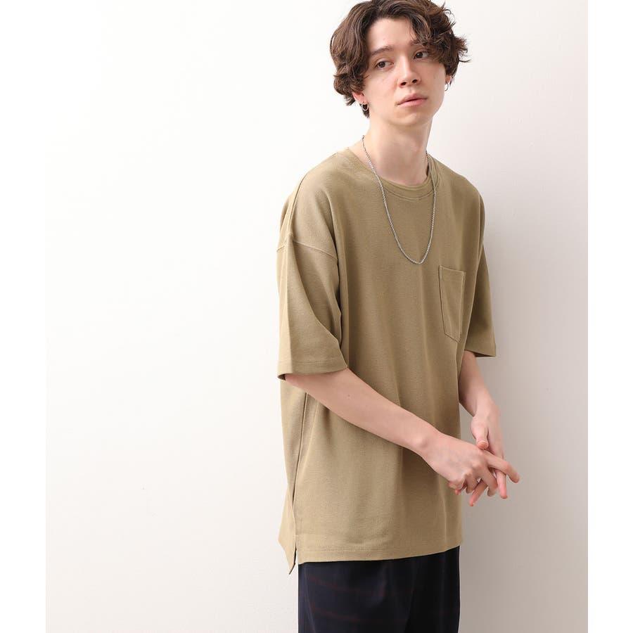 USAコットン鹿の子Tシャツ 5