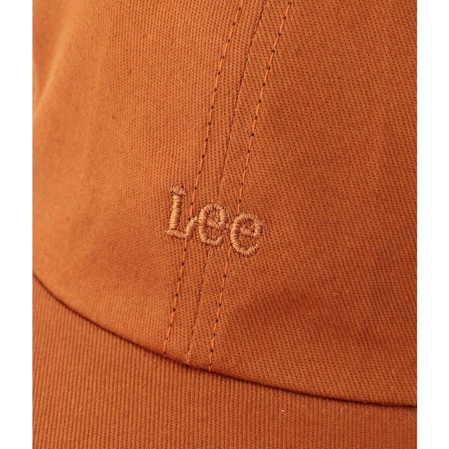 【Lee】ViS別注 ツイルロゴキャップ 4
