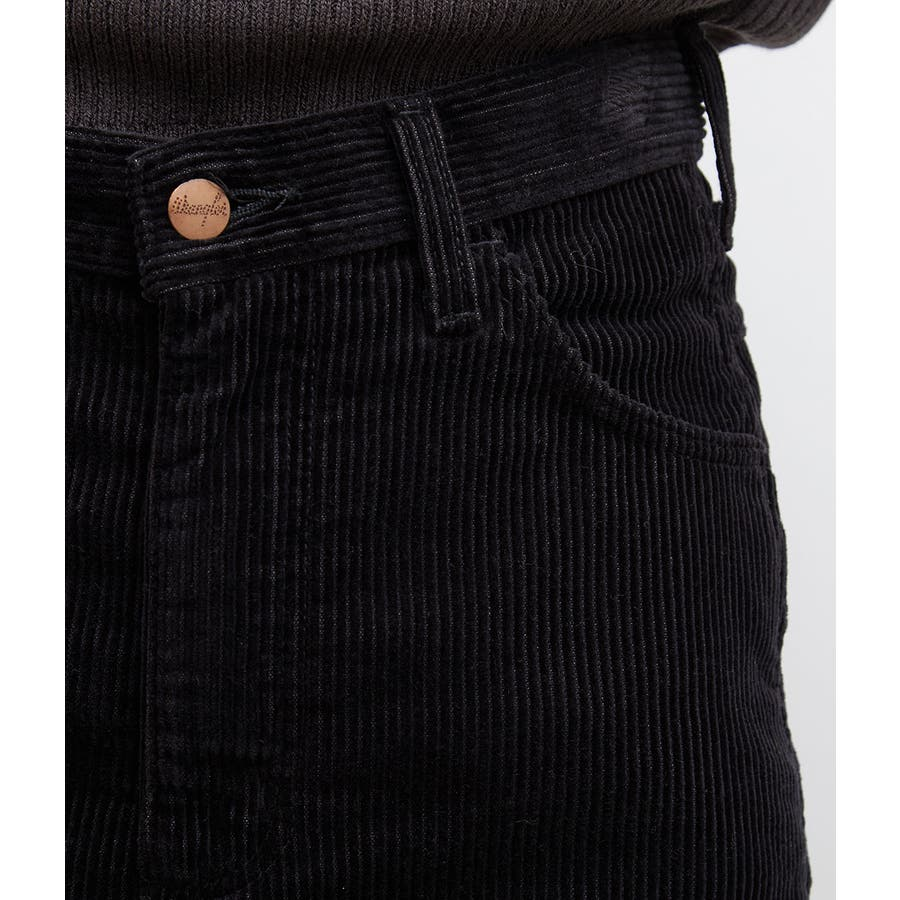 【一部店舗限定】【WRANGLER×ROPE' PICNIC】コーデュロイフレアスカート 7