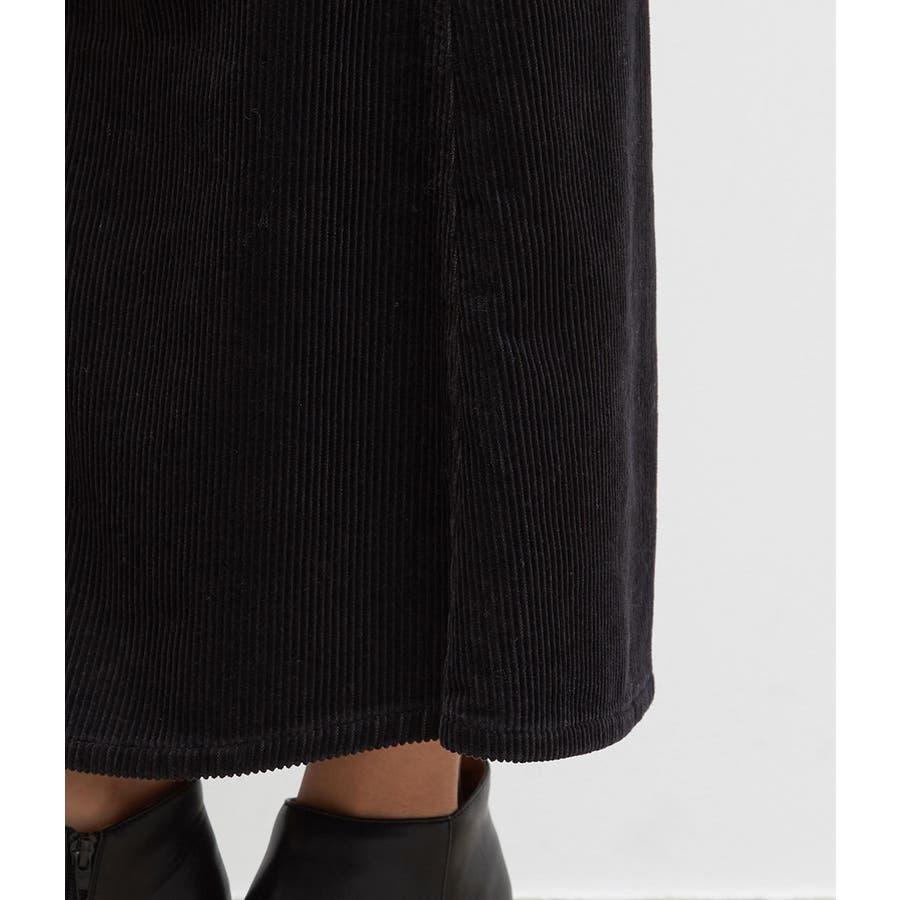【一部店舗限定】【WRANGLER×ROPE' PICNIC】コーデュロイフレアスカート 8