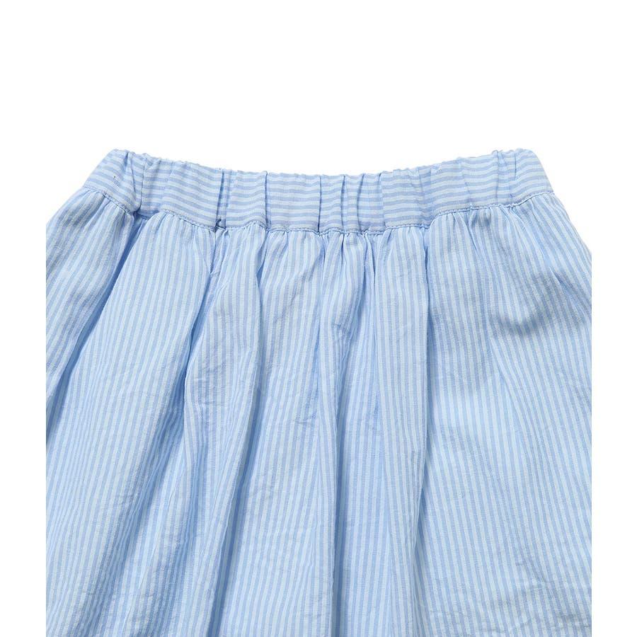 【ROPE' PICNIC KIDS】インナーパンツ付きスカラップレーススカート 4