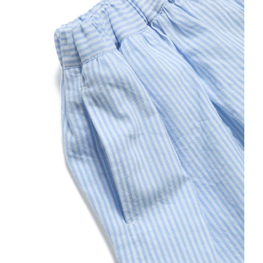 【ROPE' PICNIC KIDS】インナーパンツ付きスカラップレーススカート 7