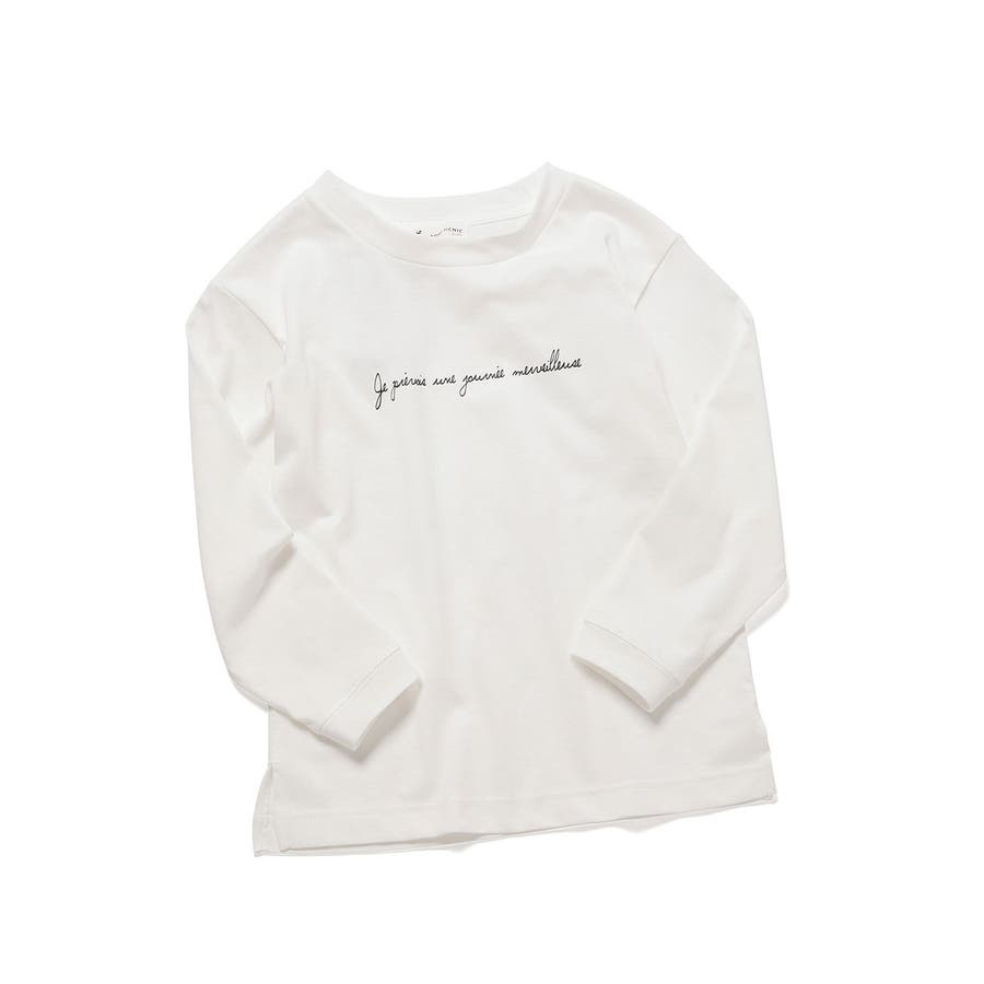 【ROPE' PICNIC KIDS】ロゴロングTシャツ 8