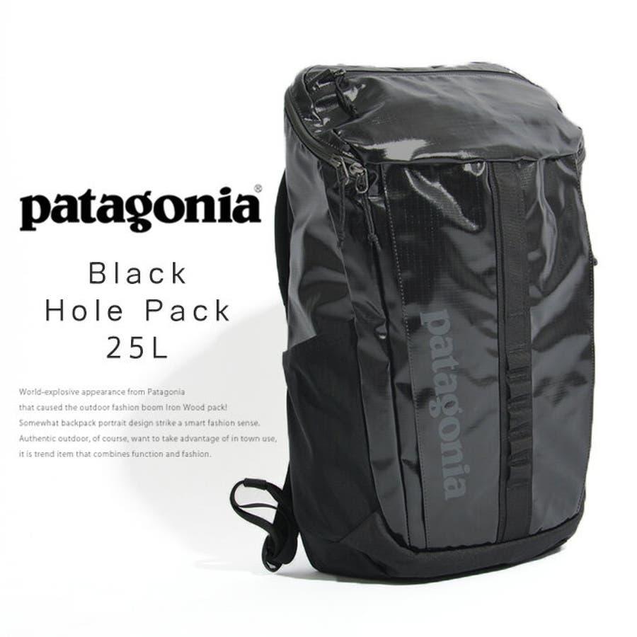 8c0d52390ad8 パタゴニア Patagonia リュック バックパック Black Hole Pack 25L ...