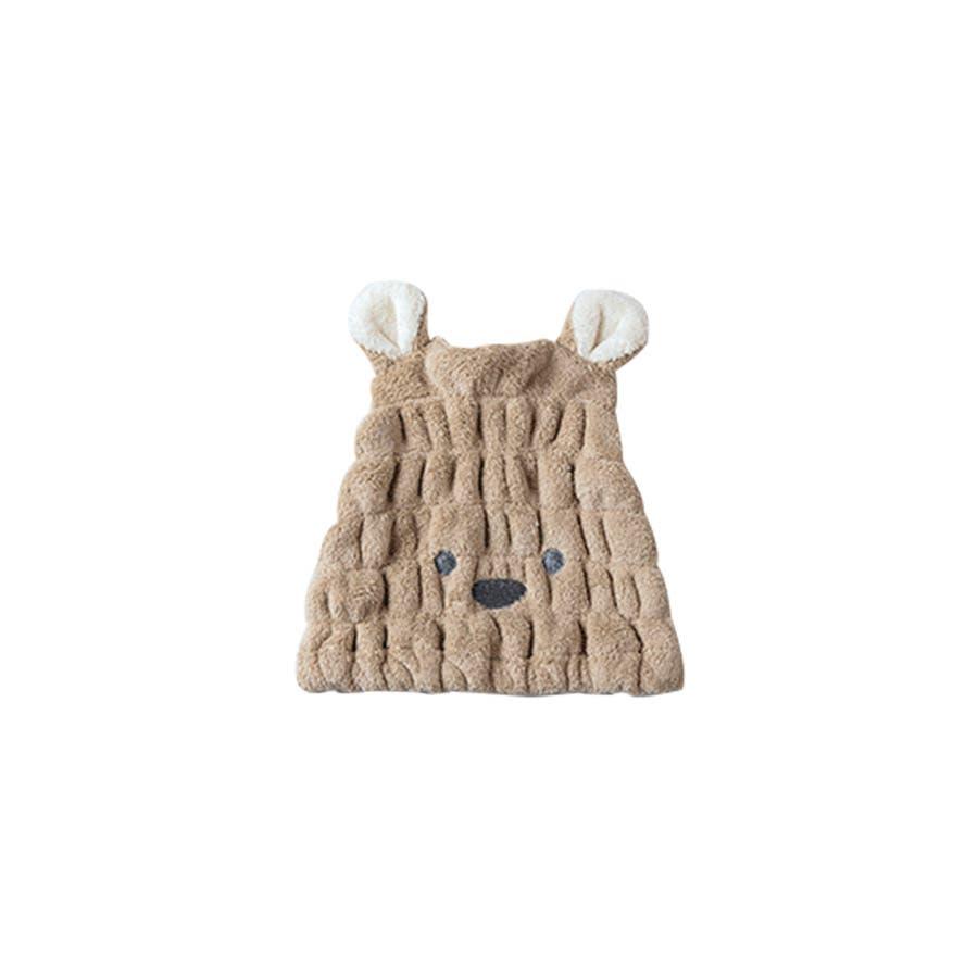 吸水タオルヘアキャプ レディース 子供 ウサギ 耳 みみ タオル 吸収 速乾 柔らか ヘアキャップ<br> 29