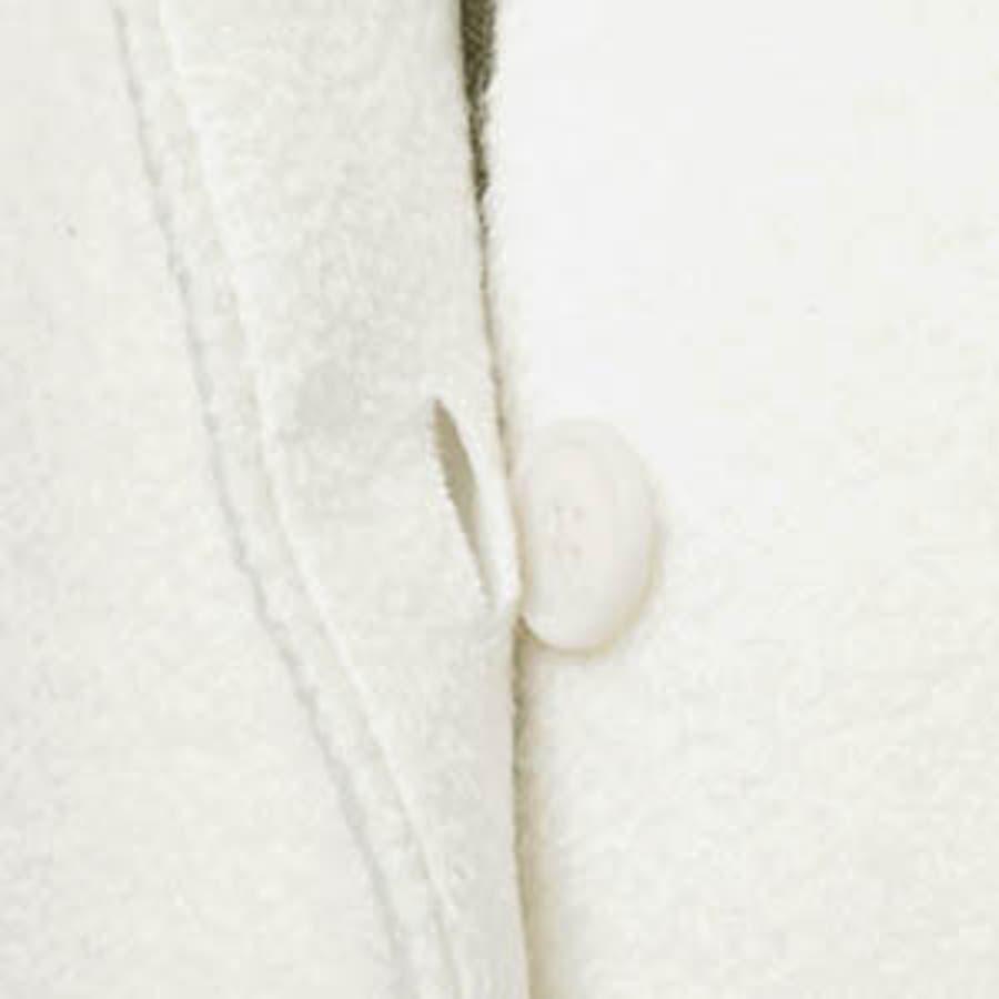 【jk7520】胸ポケットのリボンがアクセント♪今シーズン人気のオーバーサイズでルーズ感が可愛いコート 6