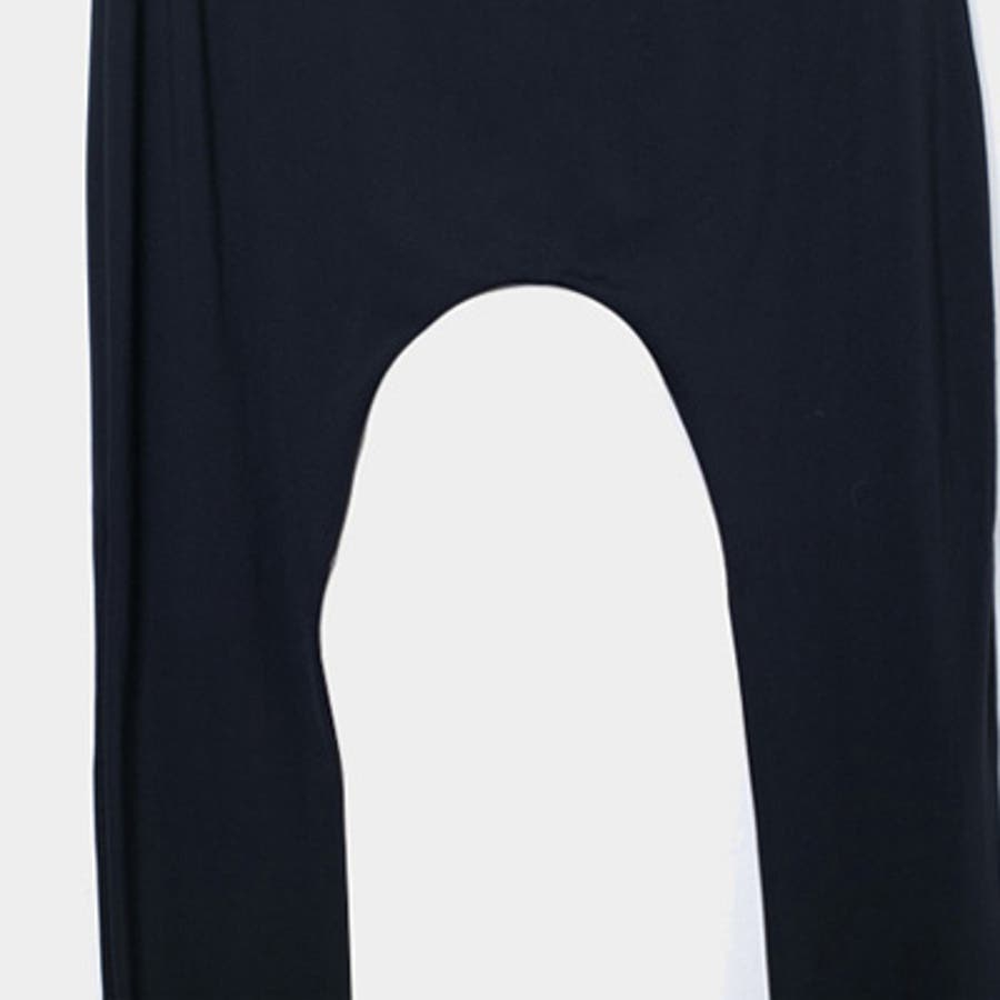【pt9762】 幅広いウエストゴムのデザインで穿きやすさ◎ウエストゴムベーシックレギンス(4色) 9