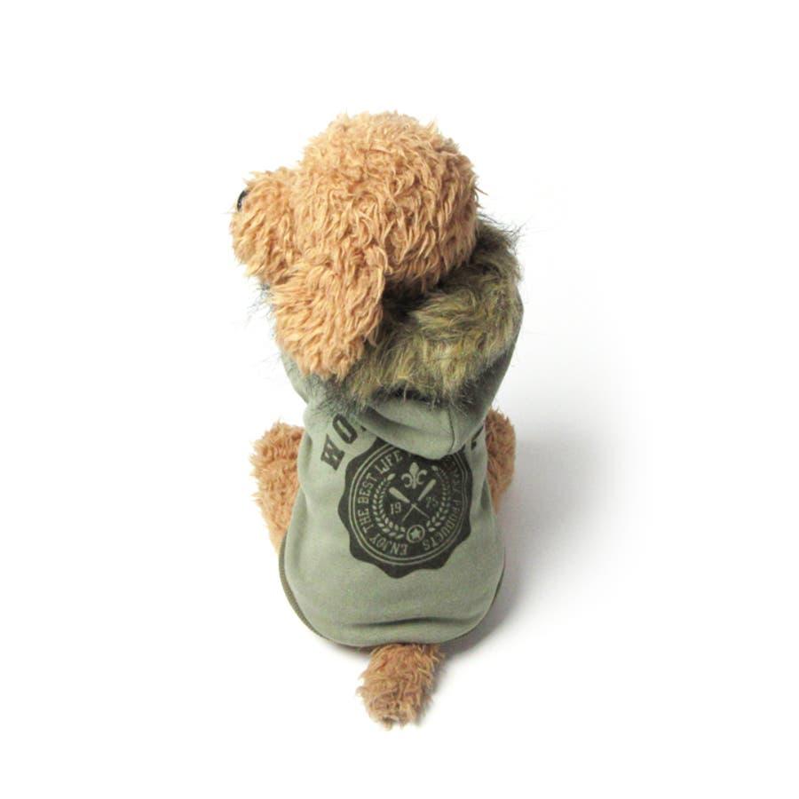 犬 服 犬服 犬の服 パーカー トレーナー ドバズ dobaz ドッグウェア 2