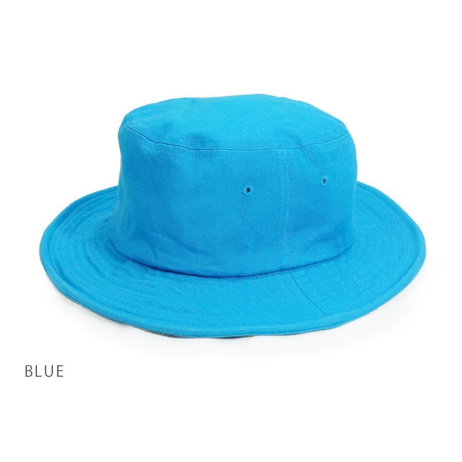 帽子メンズハットバケットハット無地サファリハットレディースKeysキーズCNT10068 4