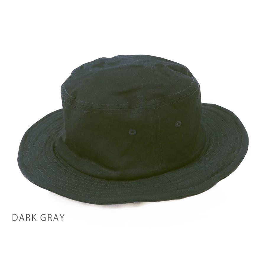 帽子メンズハットバケットハット無地サファリハットレディースKeysキーズCNT10068 5