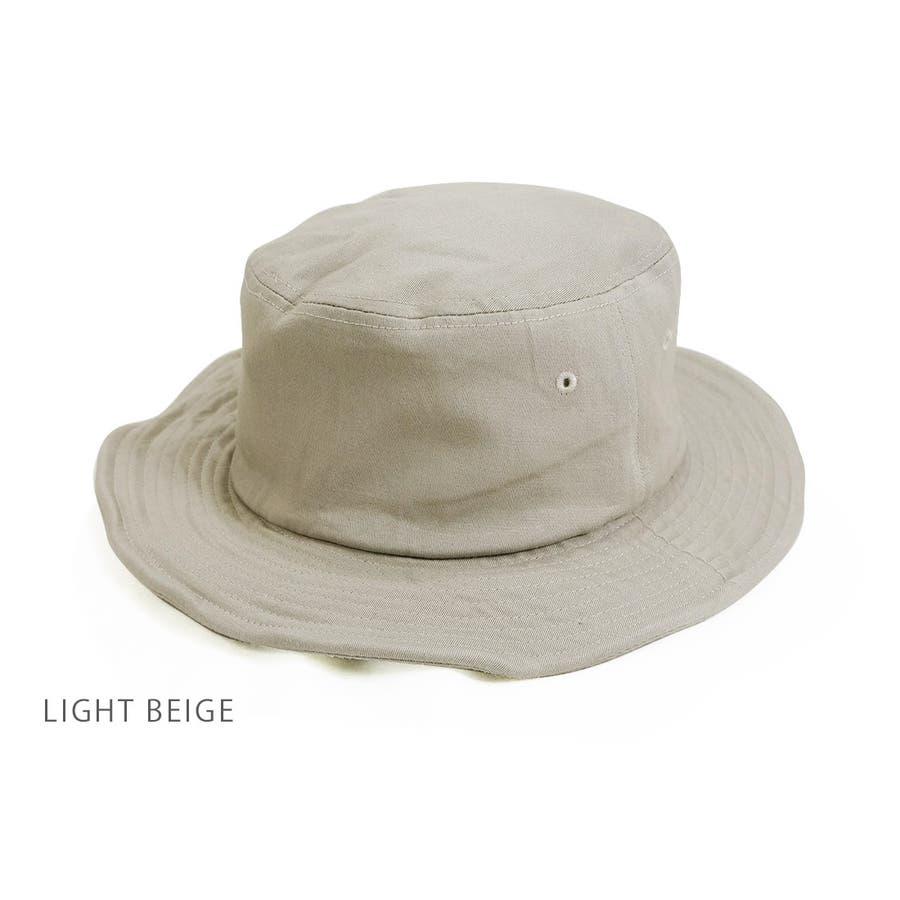 帽子メンズハットバケットハット無地サファリハットレディースKeysキーズCNT10068 6