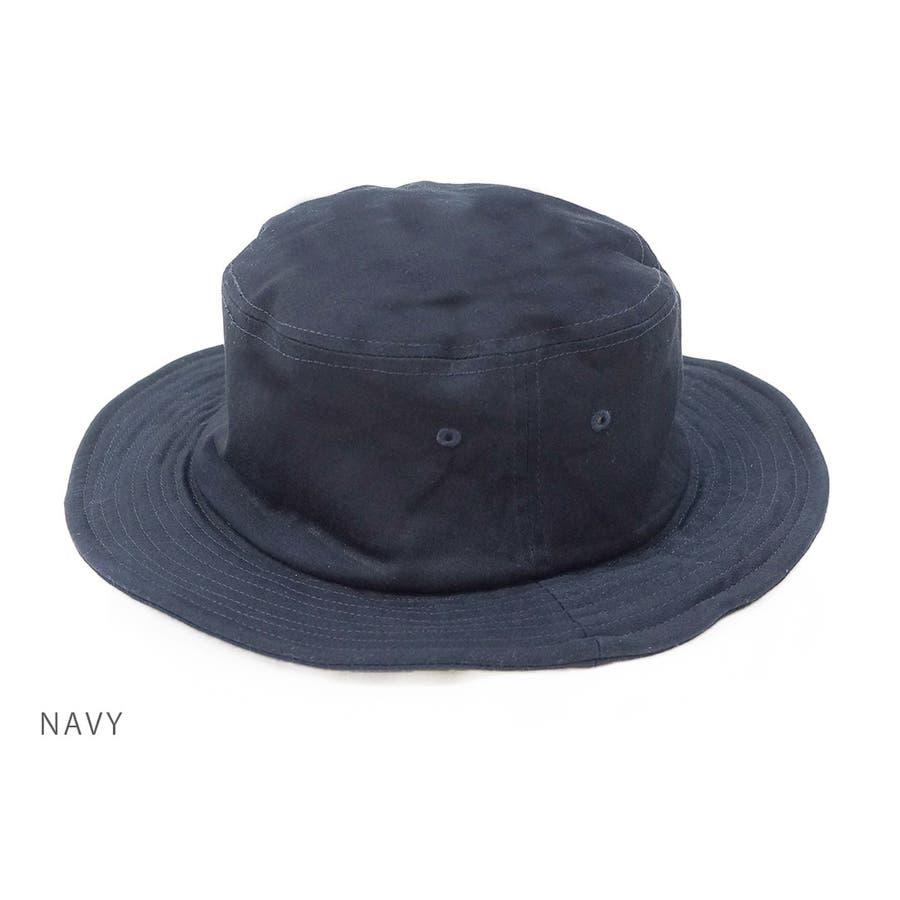 帽子メンズハットバケットハット無地サファリハットレディースKeysキーズCNT10068 7