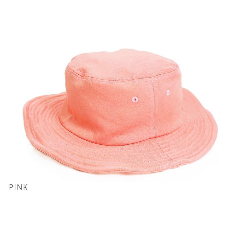 帽子メンズハットバケットハット無地サファリハットレディースKeysキーズCNT10068 8