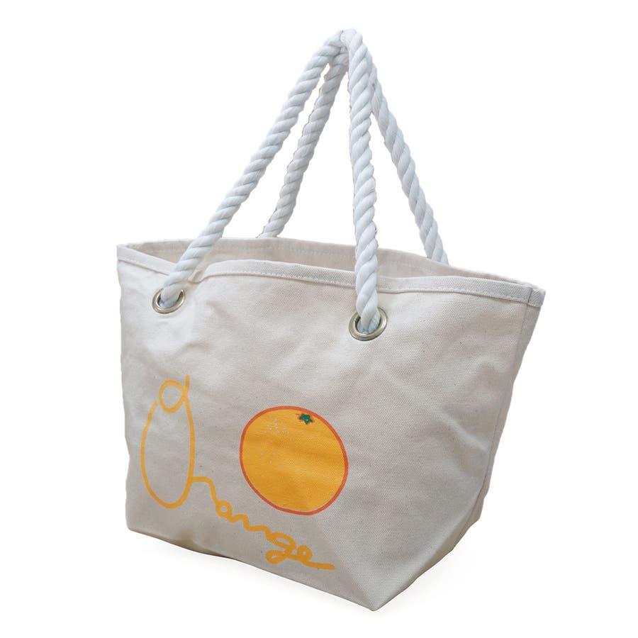 バッグ トートバッグ ミニトート レディース フルーツバッグ 帆布 キャンバス ランチバッグ エコバッグ コンビニ Sサイズ キーズ Keys-HB003 42